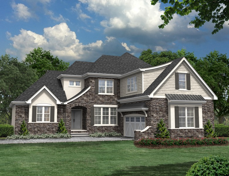 Solstice james custom homes builds new custom homes in for Custom house charlotte