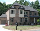 Brick Exterior, 3-Stall Garage New Homes in Charlotte